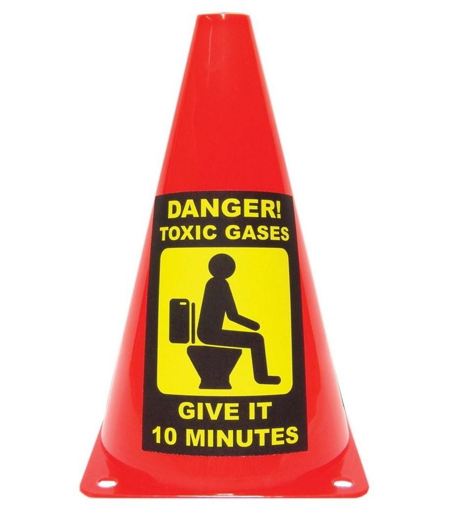 Uwaga niebezpieczeństwo: trujące gazy!