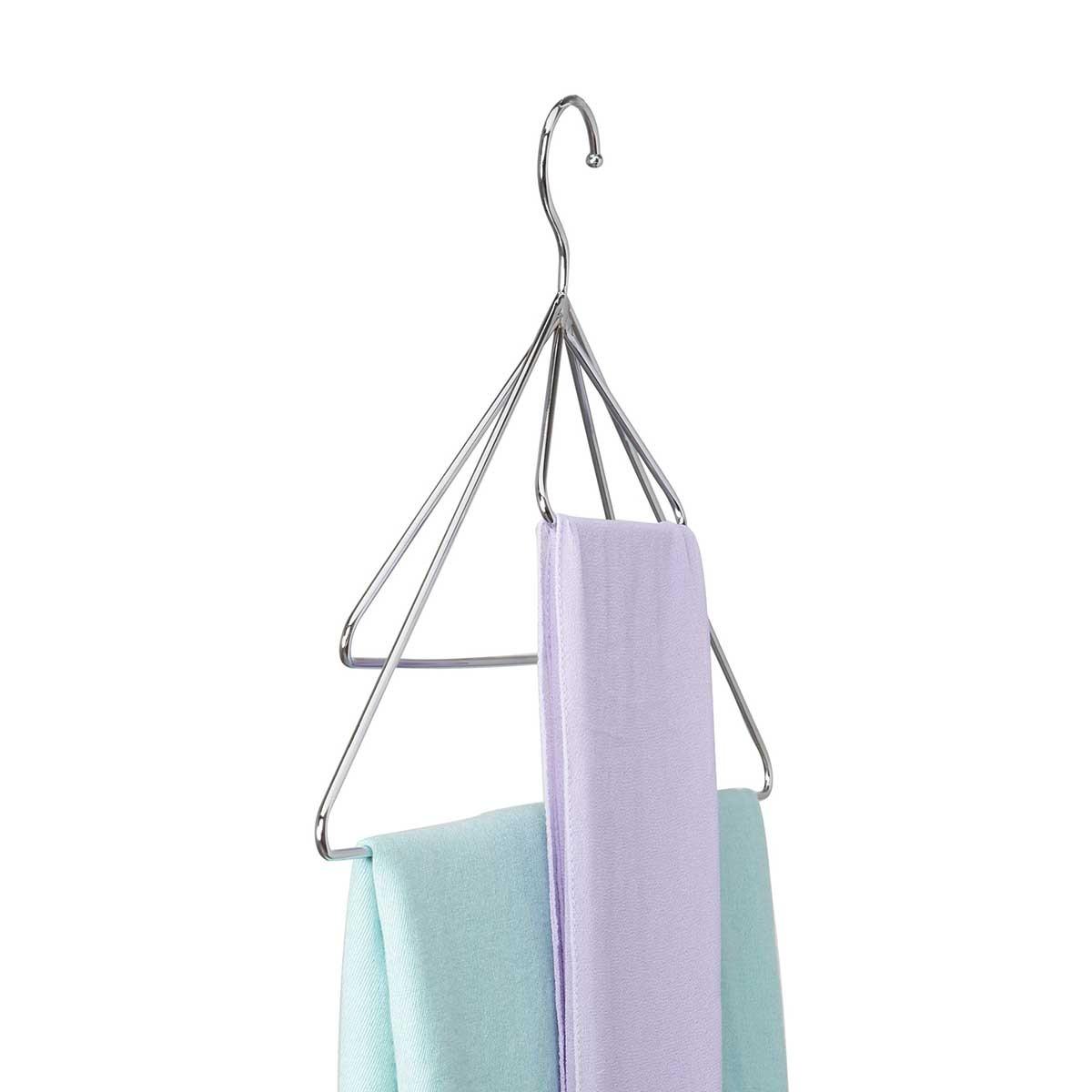 Wieszak na szaliki i ręczniki