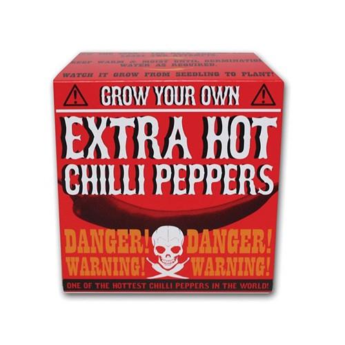 Wyhoduj sam extra mocne papryczki chili
