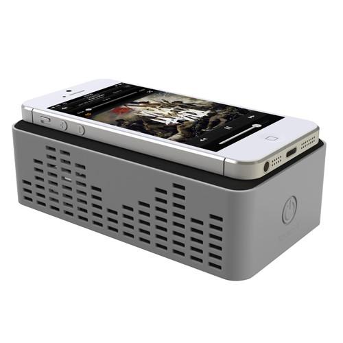 Wzmacniacz dźwięku do smartfona