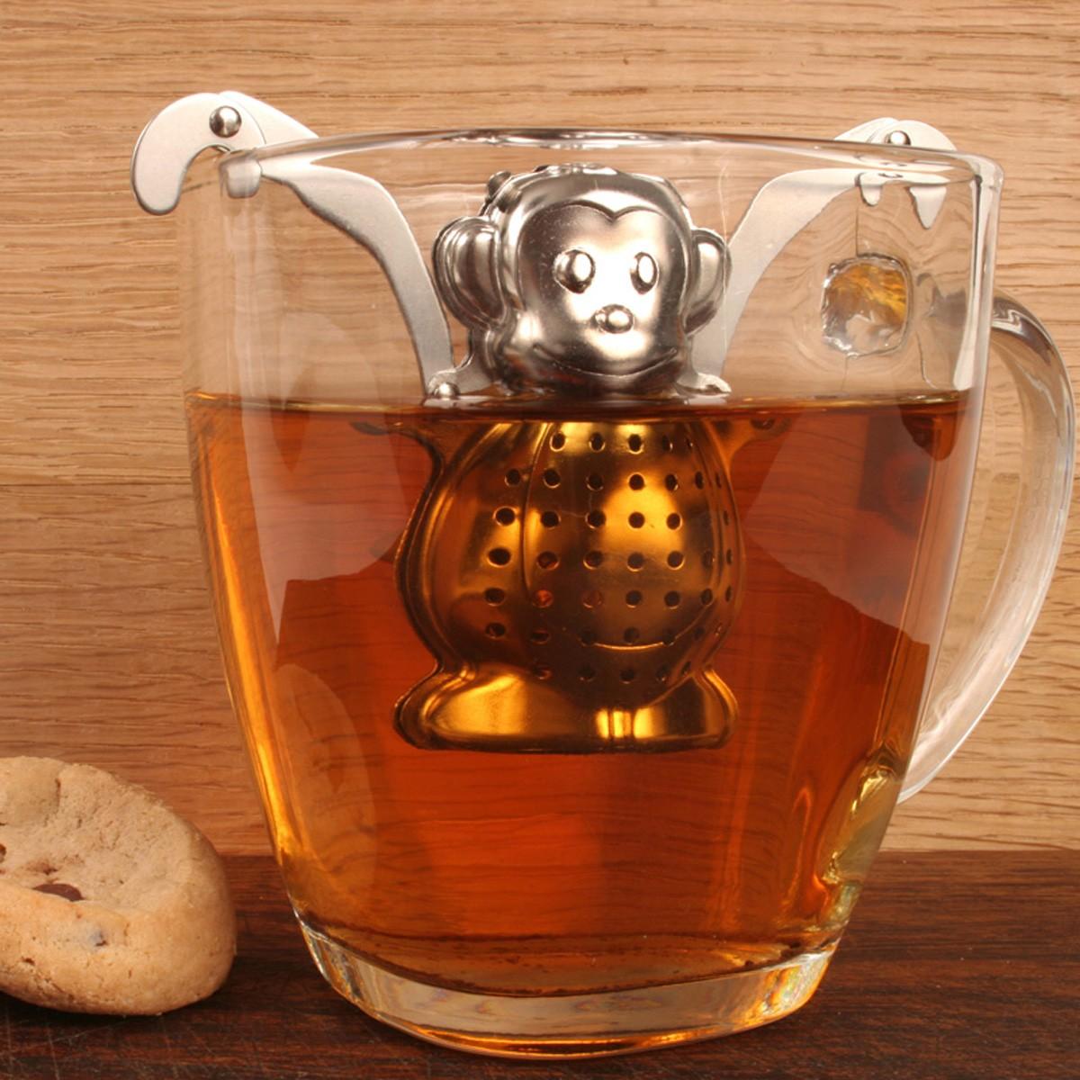 Zabawne zaparzacze do herbaty