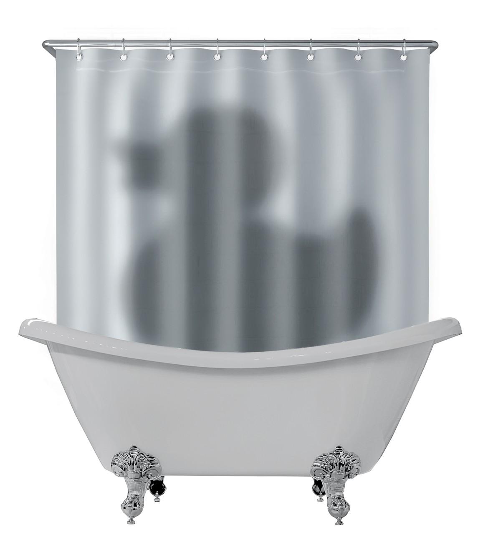 Zasłona prysznicowa kaczka