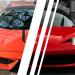 Ferrari Italia vs. Lamborghini Gallardo - Tor Poznań